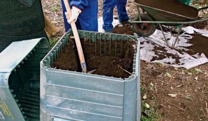 Compost pronto all'utilizzo. Attenzione all'utilizzo a coltura in corso