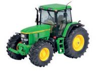 Modellino di trattore