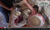 Come preparare il risotto all'uva