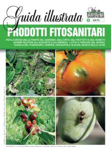 copertina guida illustrata prodotti fitosanitari vita in campagna maggio 2015