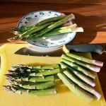 risotto agli asparagi 1