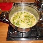 risotto agli asparagi 6