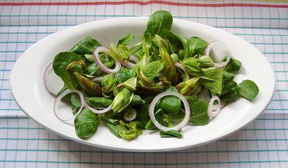 insalata foglie di tiglio