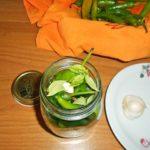 Peperoncini  sottaceto aromatizzati_02_Vita in Campagna
