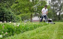 rasaerba motore a scoppio giardino