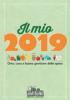 IL MIO 2019: Orto, casa e buona gestione delle spese