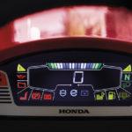 HF Ride On Mower Dash Detail