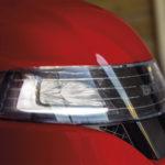 HF Ride On Mower LED Detail