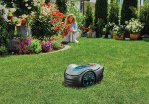 Robot Rasaerba SILENO minimo